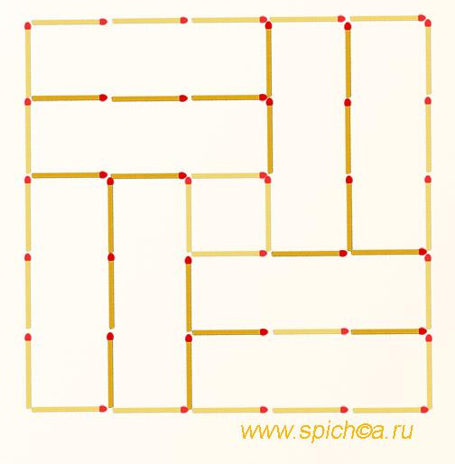 Разделить участок на 8 частей - решение