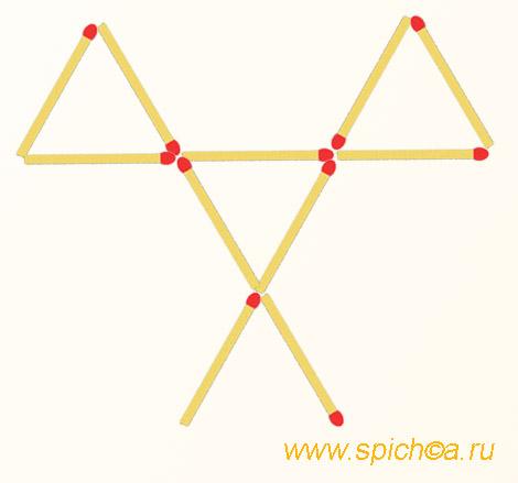 3 загадочных треугольника