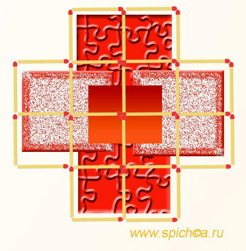 Сколько квадратов - сетка - решение