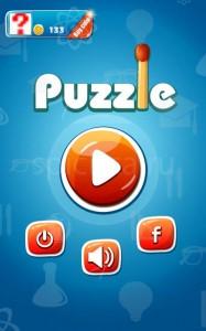 Приложение Matches Puzzle - прохождение