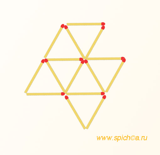 Сколько треугольников на рисунке